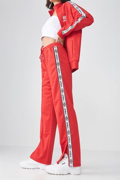 Umbro Lcn Tricot Trackpant, LYCHEE