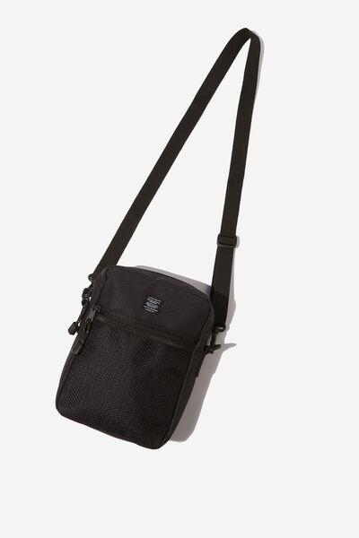 Za Pouch Bag, BLACK