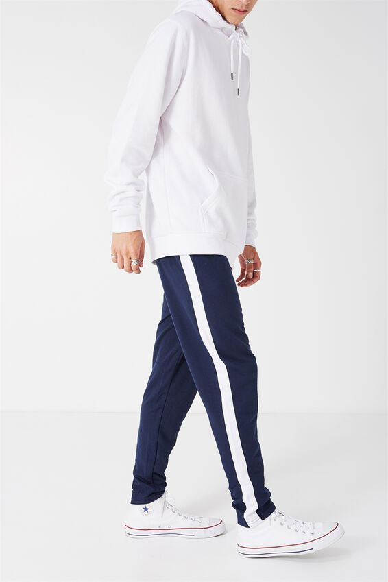 Grad Stripe Trackie by Cotton On