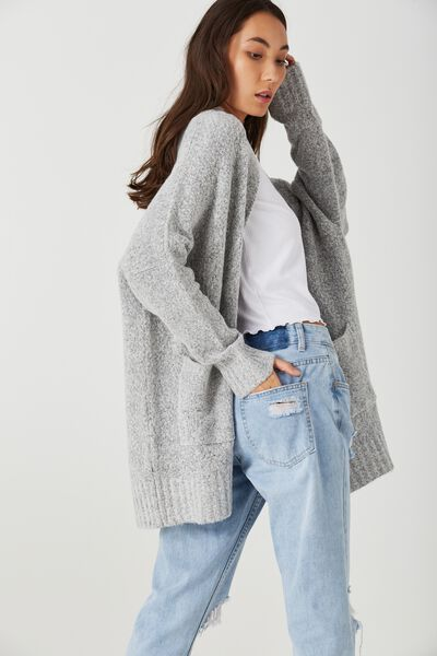 Courtney Cardigan, GREY MARLE