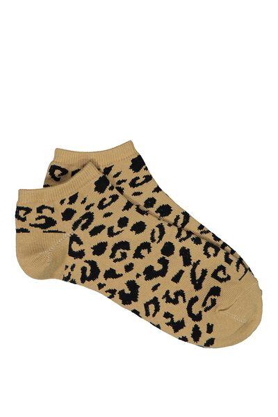 Get Low Ankle Socks Ii, ANIMAL