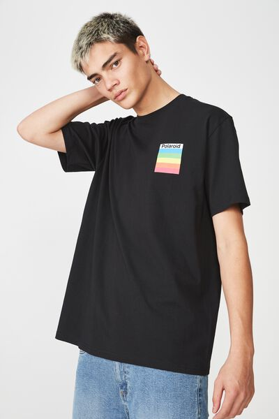 89edd6302f0 Polaroid Lcn Short Sleeve T Shirt