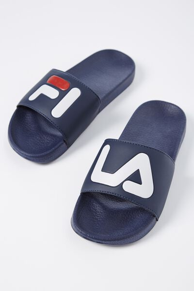 Fila Lcn Slides, NAVY WORDS