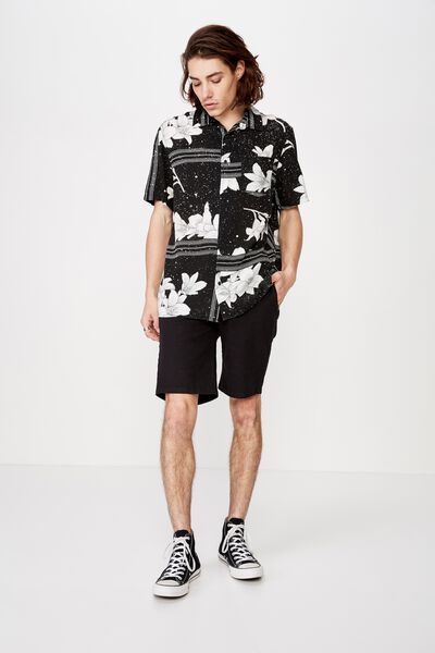 Resort Shirt, DOUBLE UP
