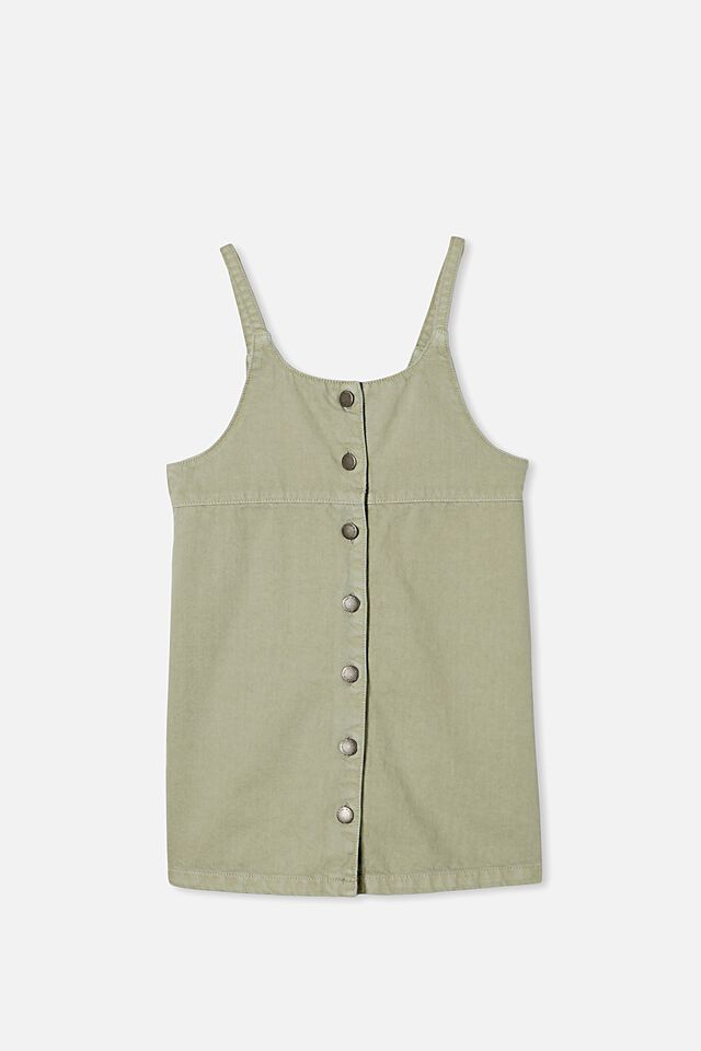 Willow Dress, SILVER SAGE