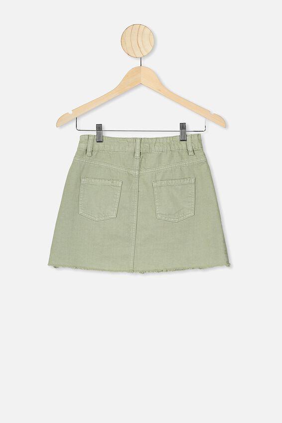 Florence Skirt, SILVER SAGE