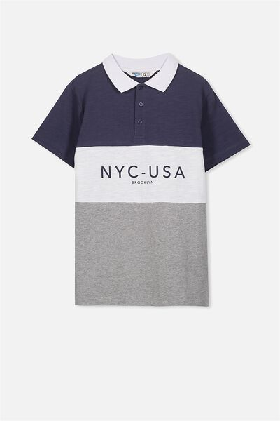 Kyle Polo, COLOUR BLOCK NYC