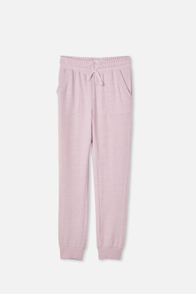 Supersoft Trackpant, PALE VIOLET