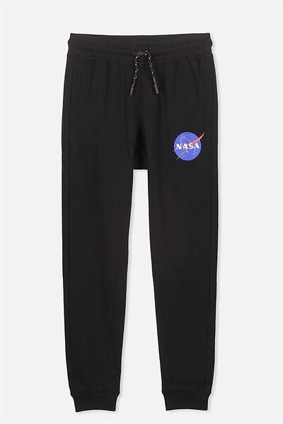 Rick Trackpant, LCN/NASA