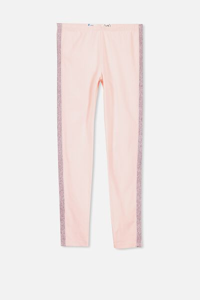 Alex Legging, SEA PINK/ROSE GOLD