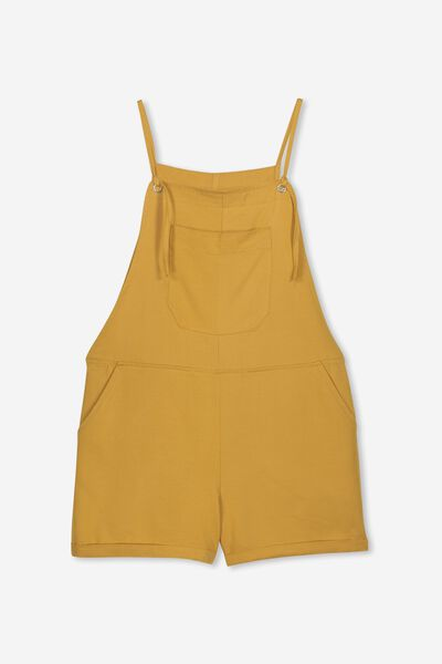 Tilly Playsuit, GOLD RUSH