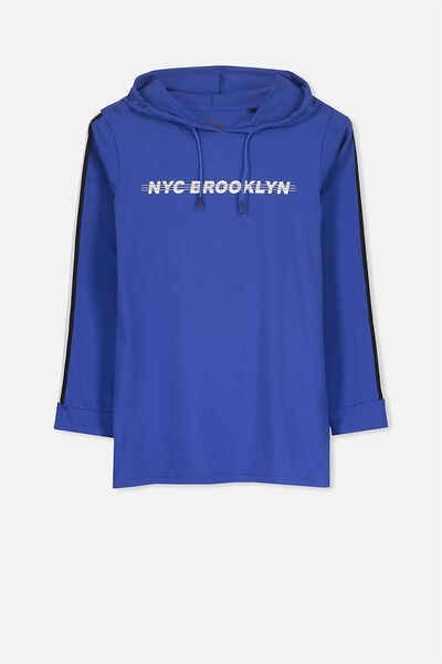 Jimmy Ls Tee, ADMIRAL BLUE/BROOKLYN