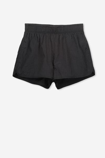 Jogger Short, BLACK