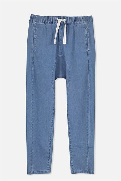 Annabelle Pant, LIGHT INDIGO