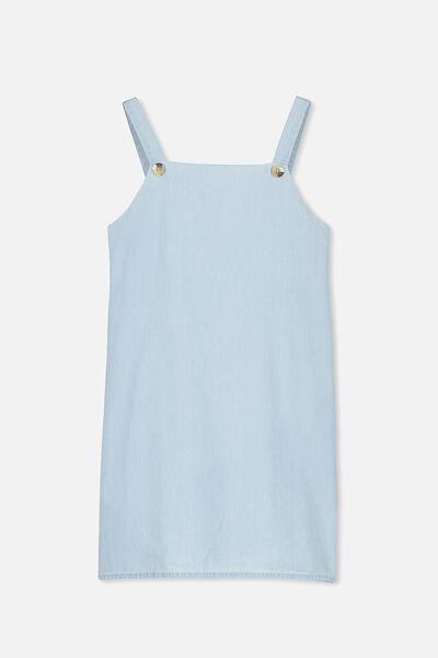 Pini Dress, CHAMBRAY