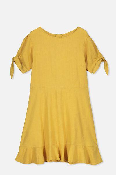 Hanna Dress, GOLD RUSH