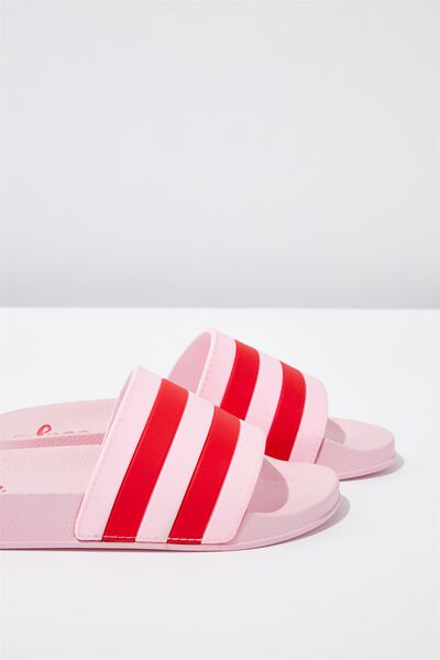 Free Pool Slides, PINK MULTI