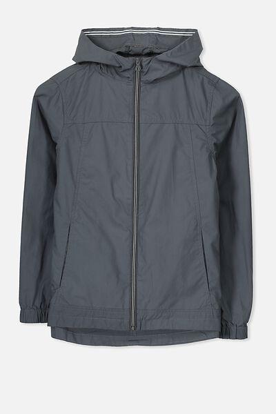 Axle Jacket, GRAPHITE