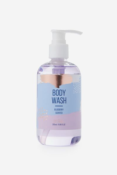 My Body Wash, BLUEBERRY