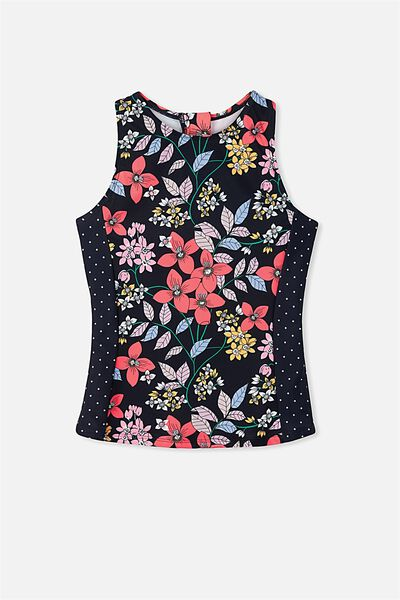 Tilly Tankini, FLORAL