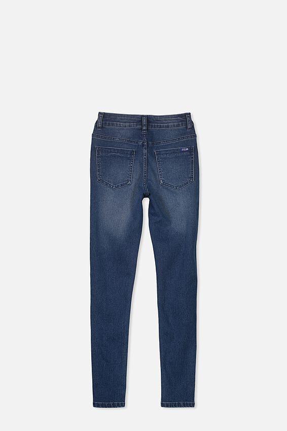 Skinny Jean, DARK INDIGO