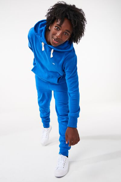 Equal Fleece Hoodie, ULTRA BLUE