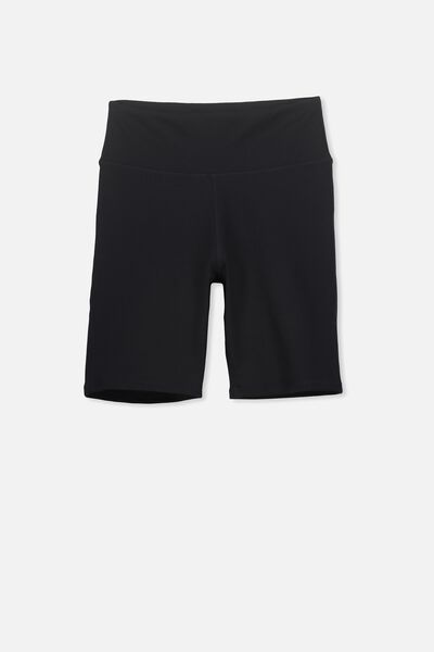 Core Bike Shorts, BLACK