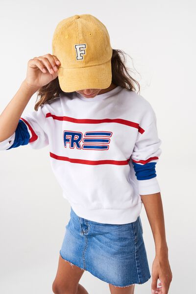 Free Cord Cap, GOLD GLOW