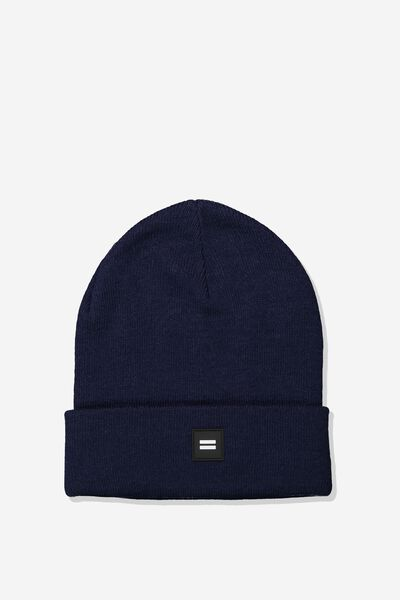 Equal Beanie, NAVY