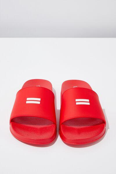 Equal Slide, RED