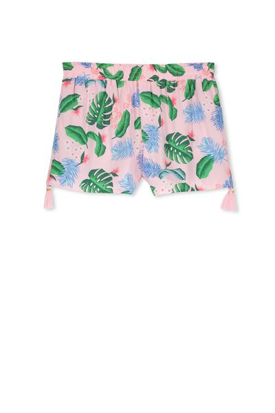 Frankie Short, PINK/JUNGLE TROPICAL