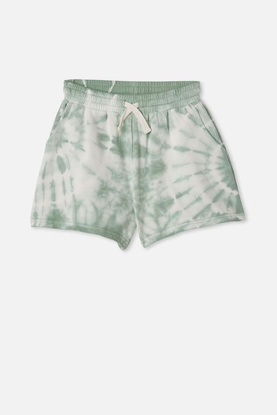 Bella Knit Short, SMASHED AVO TIE DYE