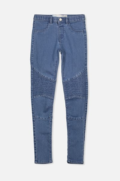 Jade Jegging, LIGHT INDIGO