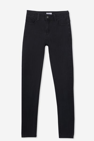 Skinny Jean, BLACK/RIPS