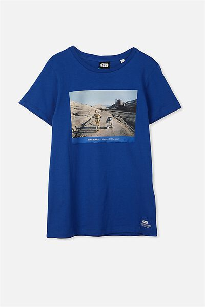 Louis Licence Tee, ADMIRAL BLUE/RETURN OF THE JEDI