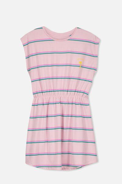 Darci Dress, PINK LADY/MIAMI