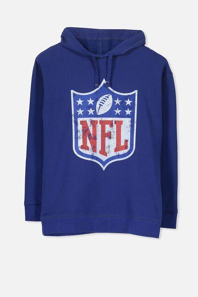 Harry Hoodie, NAVY/NFL SHEILD