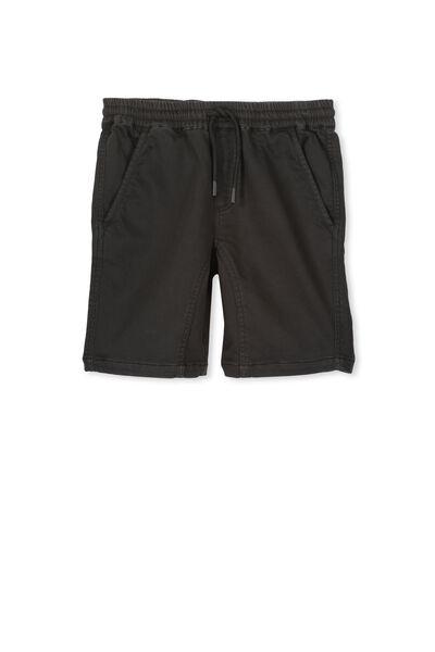 Charlie Slouch Short, BLACK 2