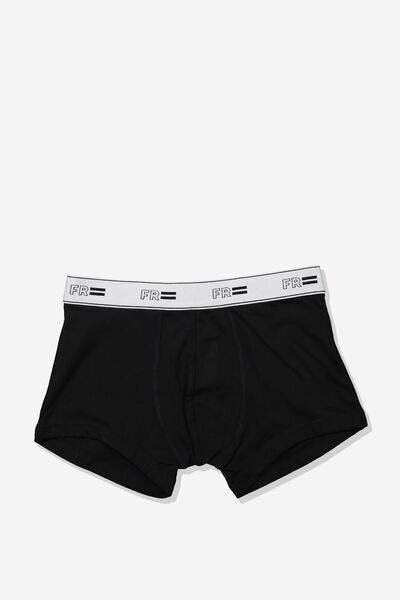 Boys Trunk, BLACK