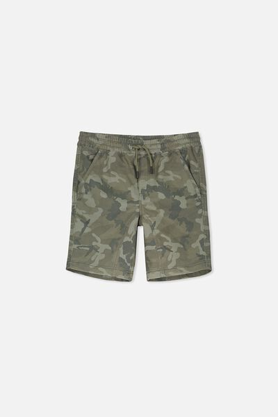 Charlie Slouch Short, DIRTY CAMO 2