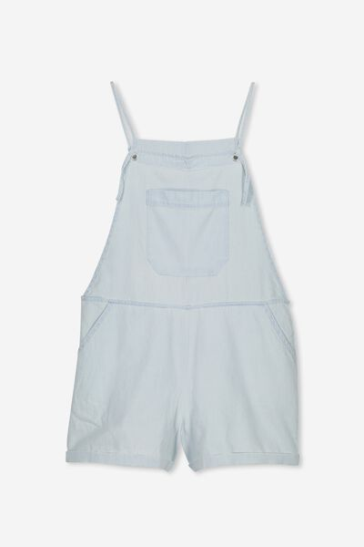 Tilly Playsuit, CHAMBRAY