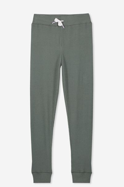 Super Soft Slim Leg Pant, MISTY MOSS