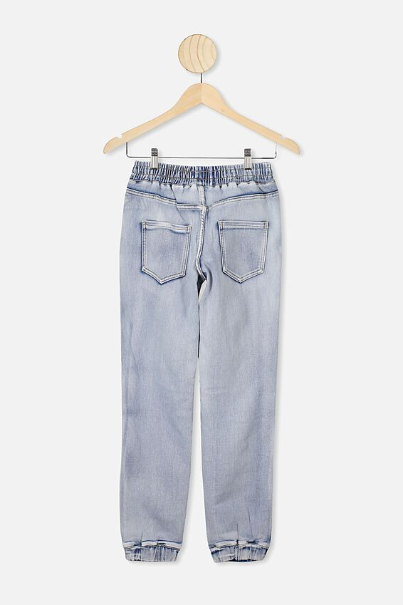 Slouch Denim Pant, NEW SKY BLUE WASH