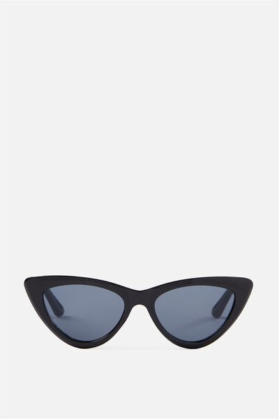 My Cat Eye Sunnies, BLACK