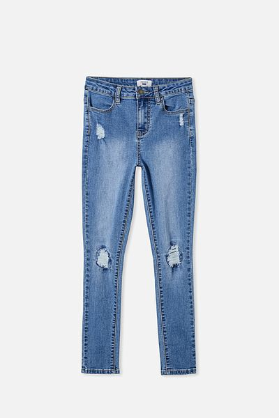Sally Skinny Jean, WEEKEND WASH R&R