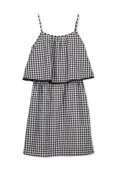 Kiki Dress, GINGHAM
