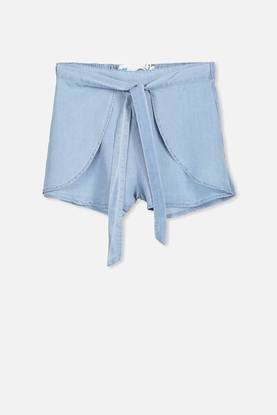 Frankie Short, CHAMBRAY