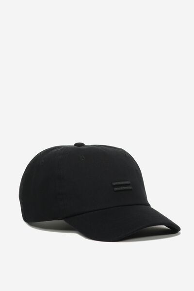 Equal Cap, BLACK WASH