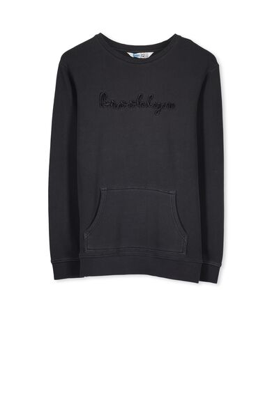 Cal Crew, WASHED BLACK