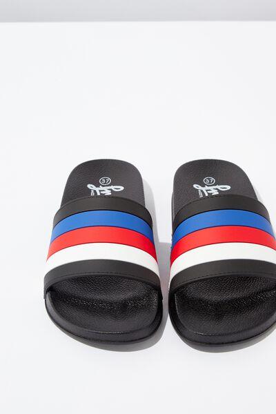 Free Pool Slides, BLACK MULTI